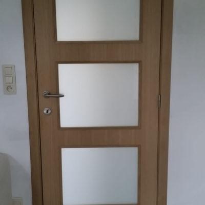 Menuiserie Pierre Hertay - Création de portes en bois