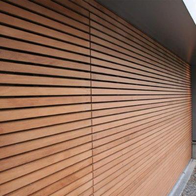 Menuiserie Pierre Hertay - Placement de baradage en bois