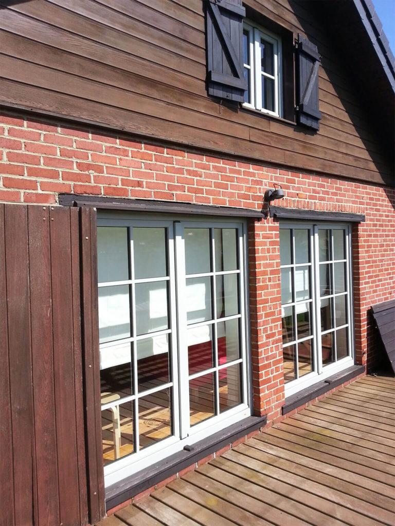 menuiserie pierre hertay placement de chassis bois alu et pvc. Black Bedroom Furniture Sets. Home Design Ideas