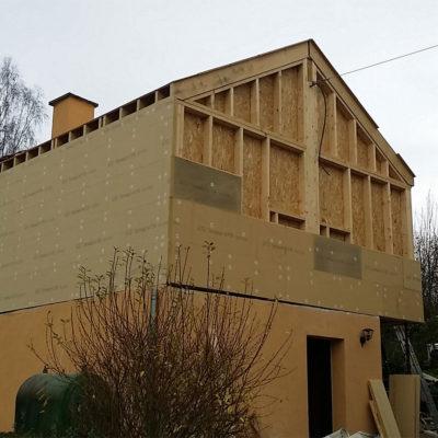 Menuiserie Pierre Hertay - Construction en ossature bois