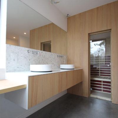 Menuiserie Pierre Hertay - aménagement de salles de bain